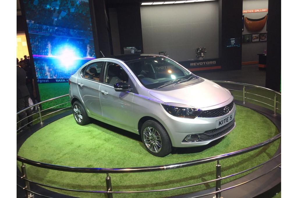 Tata Kite5 Concept Auto Expo 2016