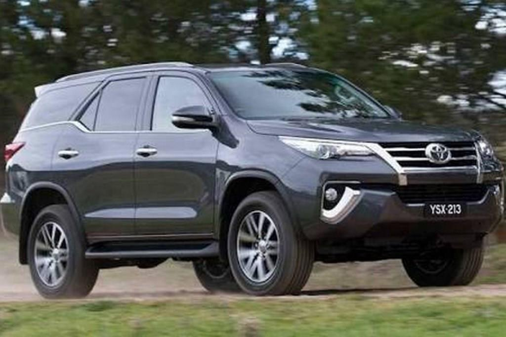 toyota hikes the price of its new fortuner