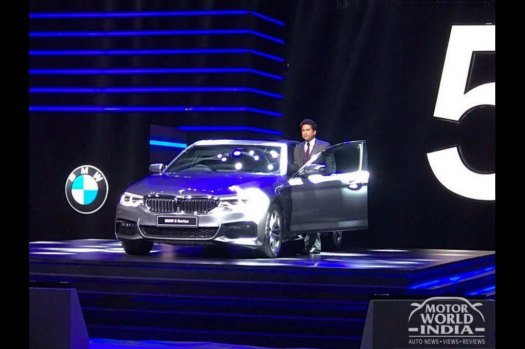 LIVE! 2017 BMW 5-Series (G30) launched in India at Rs. 49.90 lakhs