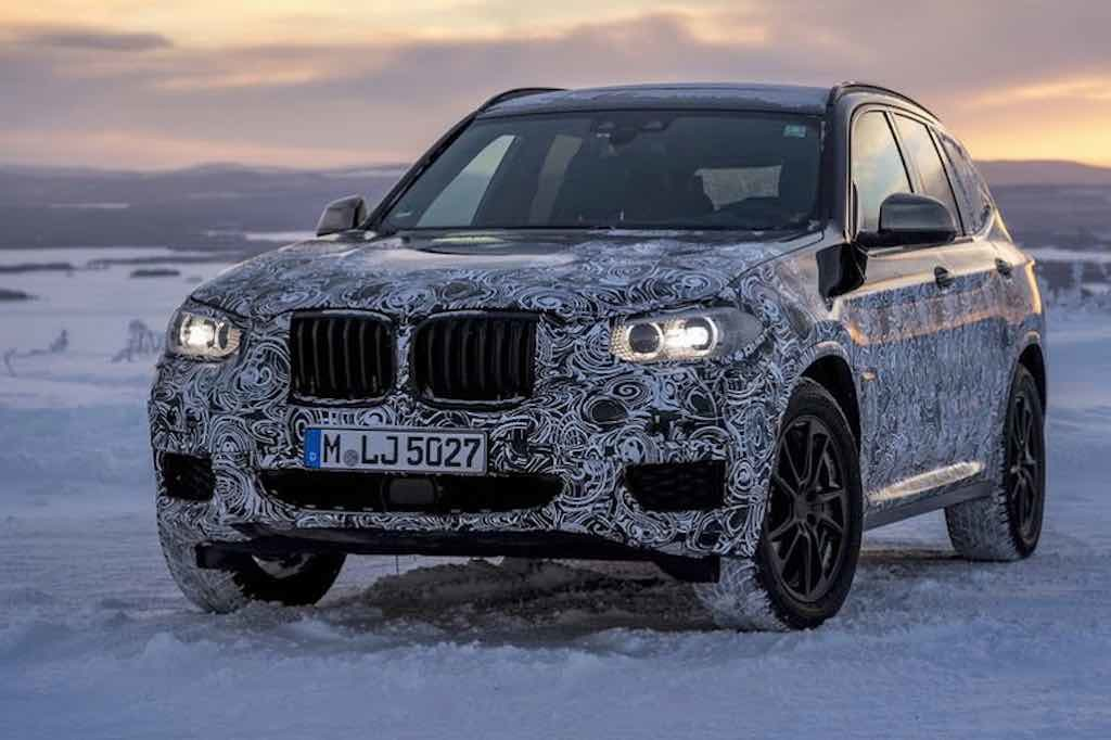 All new BMW X3 to be unveiled on June 26