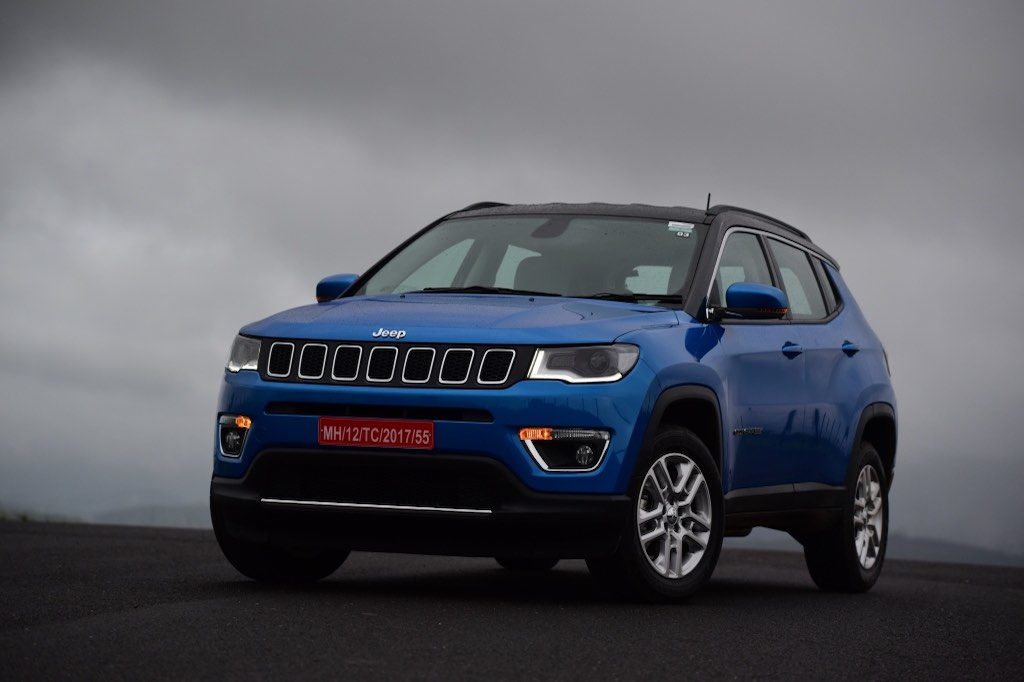 FCA announces pre-booking for its made in India Jeep Compass