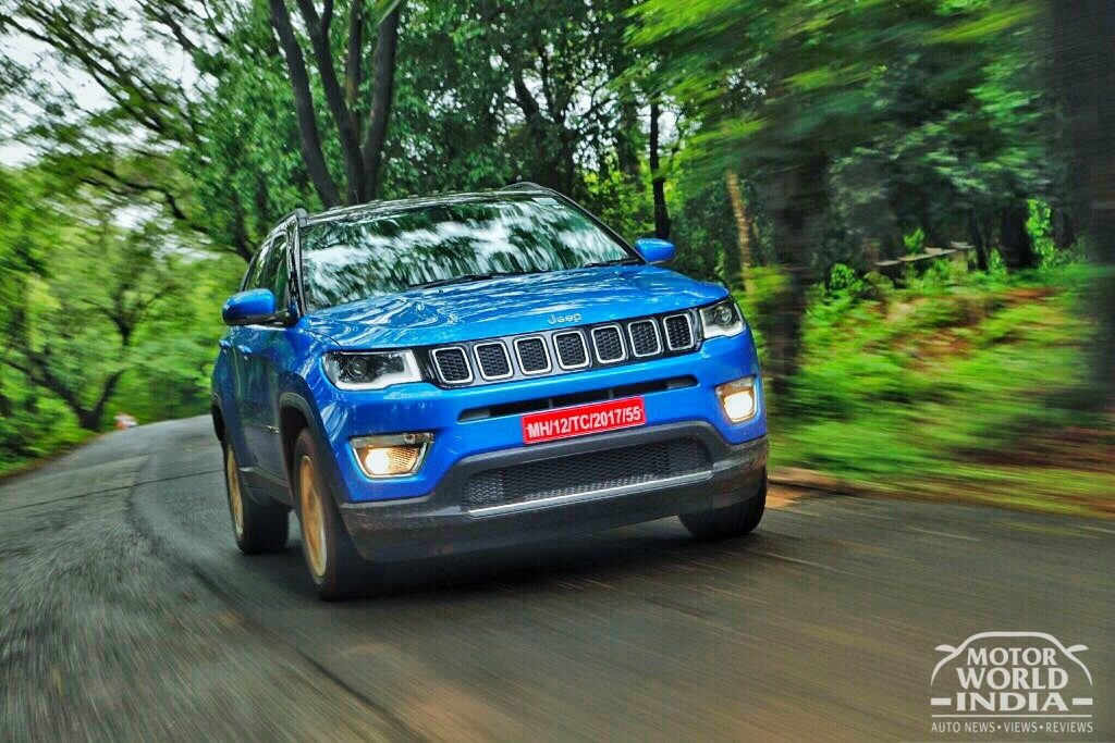 Precautionary Recall For 1200 Jeep Compass in India