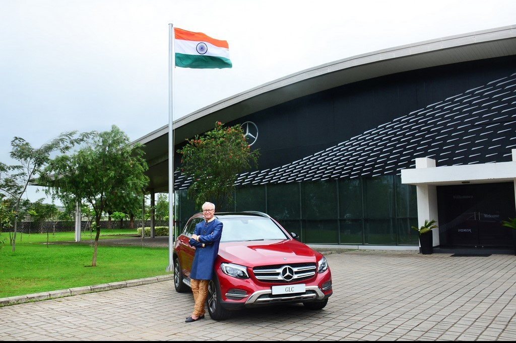 Mercedes Benz Retains Spot As India S Top Luxury Car Maker