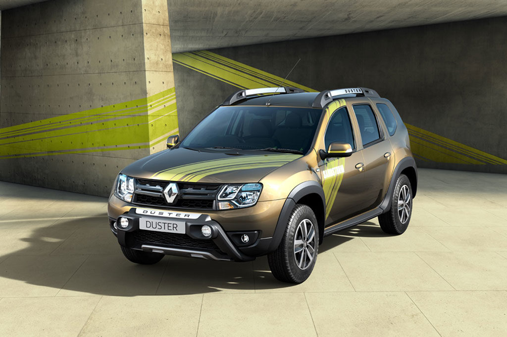 Renault Duster Sandstorm Launched at Rs.10.90 Lakh