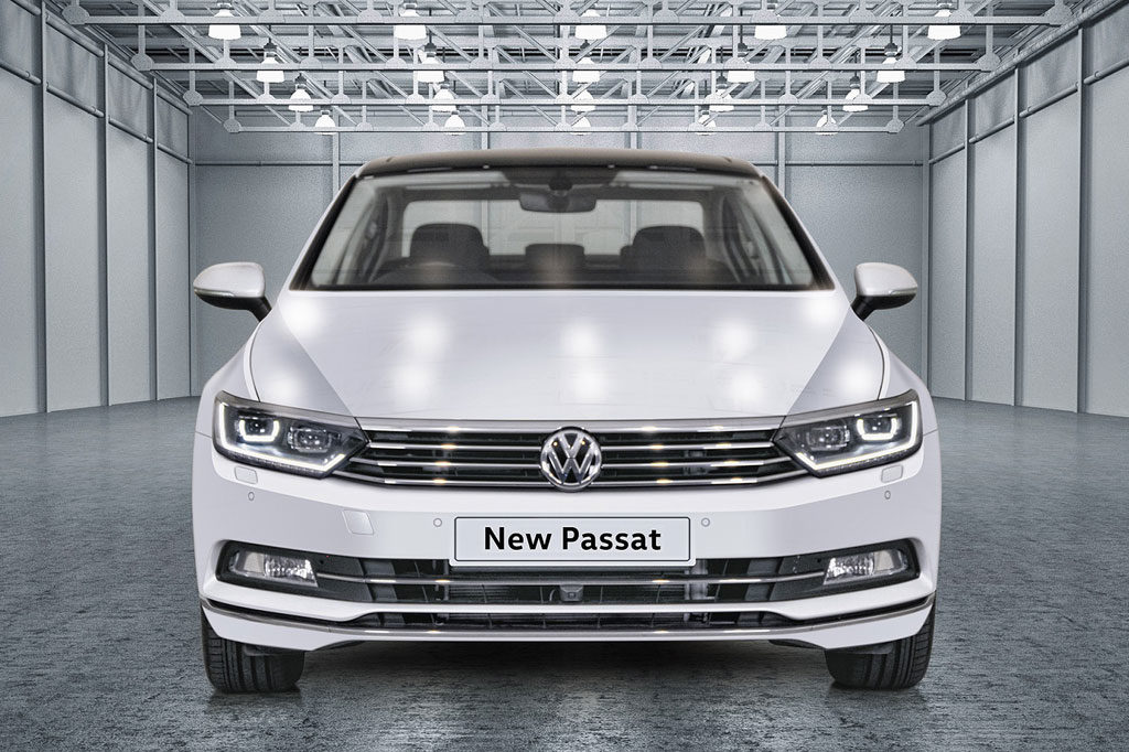 Volkswagen Begins India Production of All New Passat, Launch Expected Soon