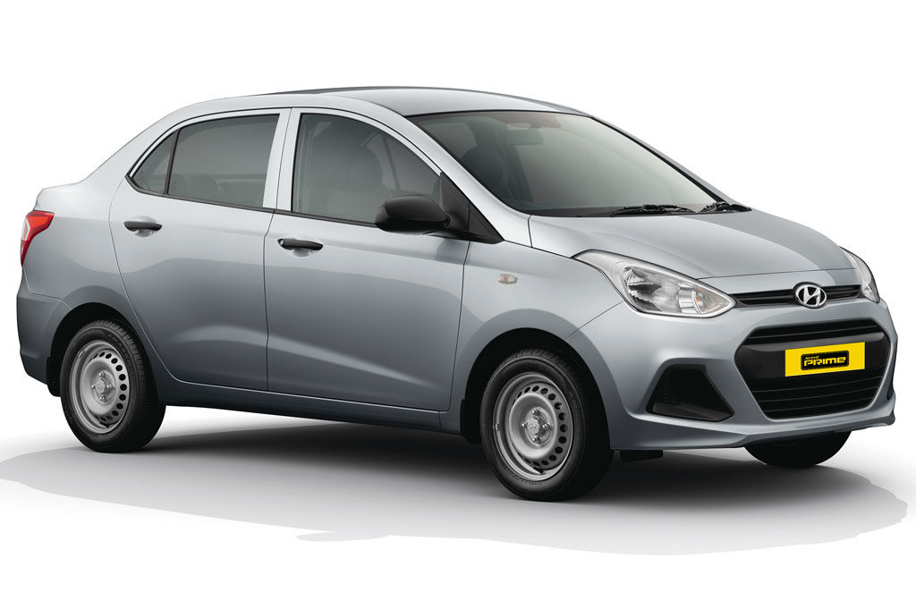 Hyundai launches Xcent Prime with Factory Fitted CNG Kit at Rs 5.93Lakh