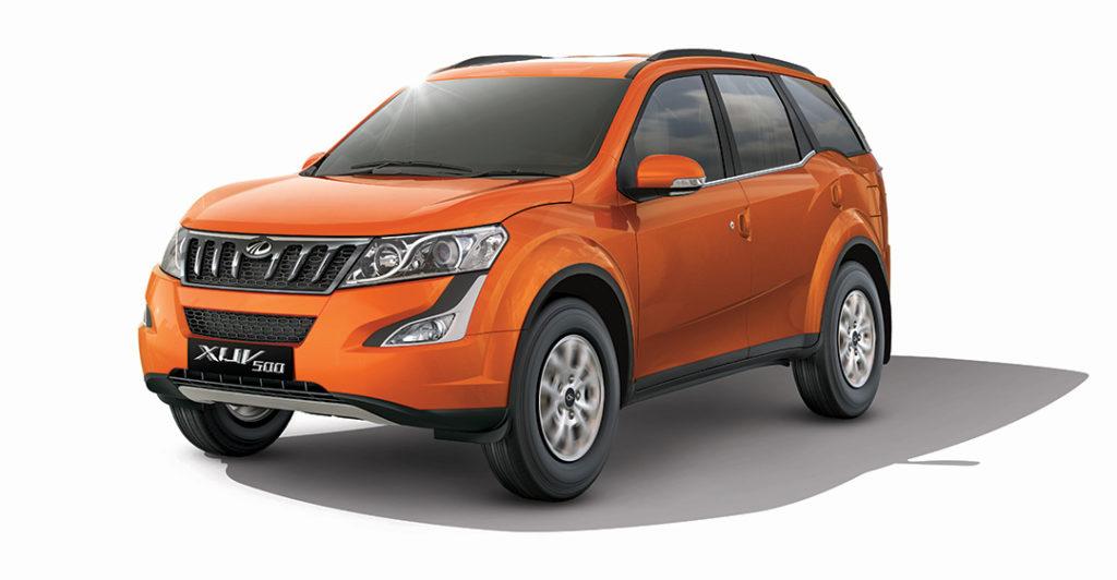 Mahindra Launches XUV 5OO W9 Variant at Rs. 15.45 Lakh