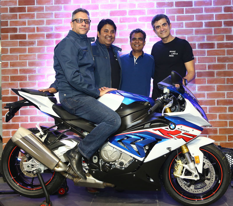 BMW Motorrad appoints EVM Autokraft in Kochi & KUN Motorrad in Chennai as its dealer partner