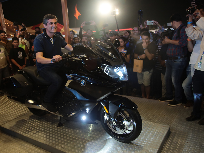 BMW Motorrad Enters IBW17 in Style, Launches 2 Motorcycles