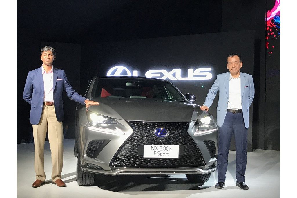 Lexus NX300h to launch in January 2018; Most affordable Lexus in India