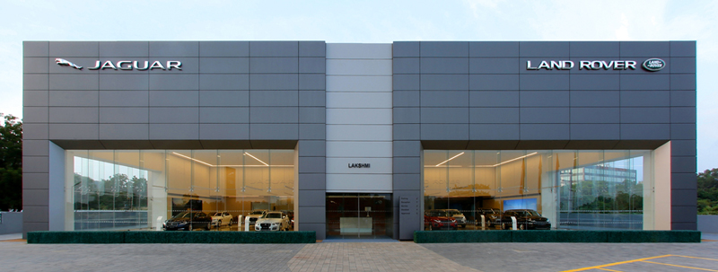Jaguar Land Rover Enters Vijaywada With Brand New 3S Facility