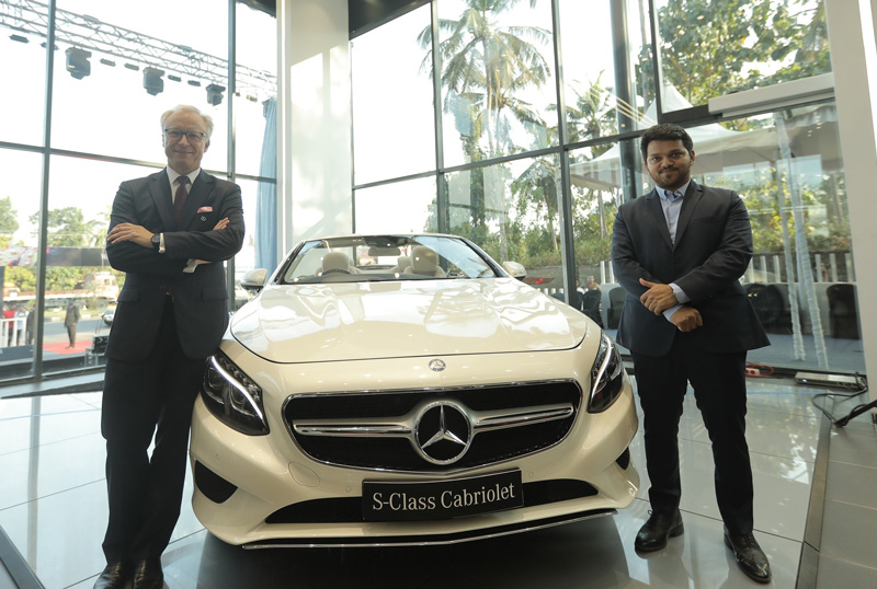 Mercedes Enters Thrissur with Brand New 3S Dealership