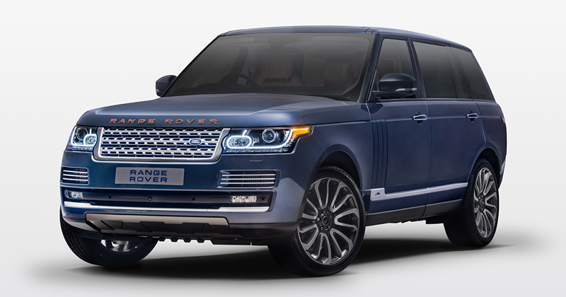 Range Rover Autobiography By SVO Bespoke Launched In India