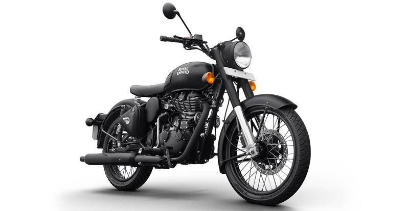15 Royal Enfield Stealth Black Classic 500 part of NSG Expedition 2017 to be sold Online