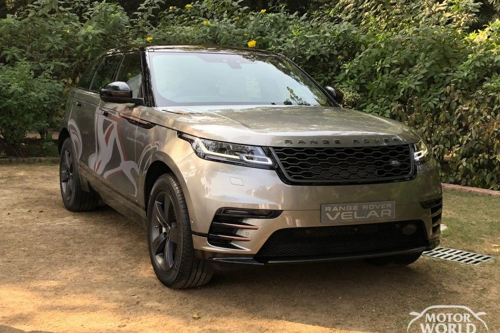 LIVE! 2018 Range Rover Velar officially launched, Deliveries commence