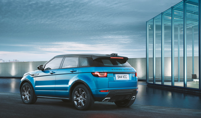 Range Rover Evoque Landmark Edition Launched at ₹ 50.20 Lakh