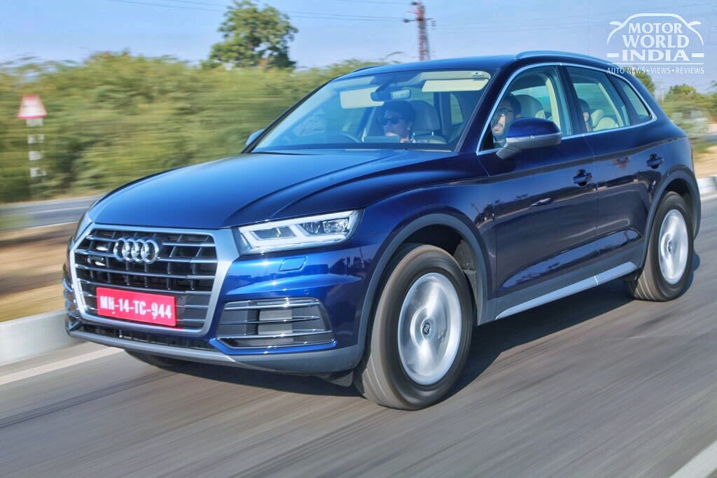 2018 Audi Q5 Receives Bumper Opening, 500 Already Booked in a month since Launch