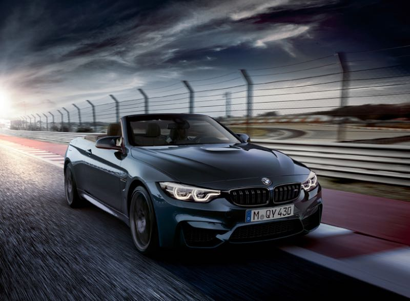 Special Edition BMW M4 Convertible Edition 30 Jahre to be Produced