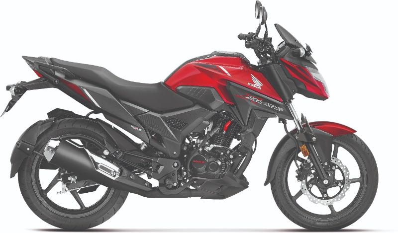 Honda X-Blade Bookings Now Open, To Be Priced Under Rs.79,000