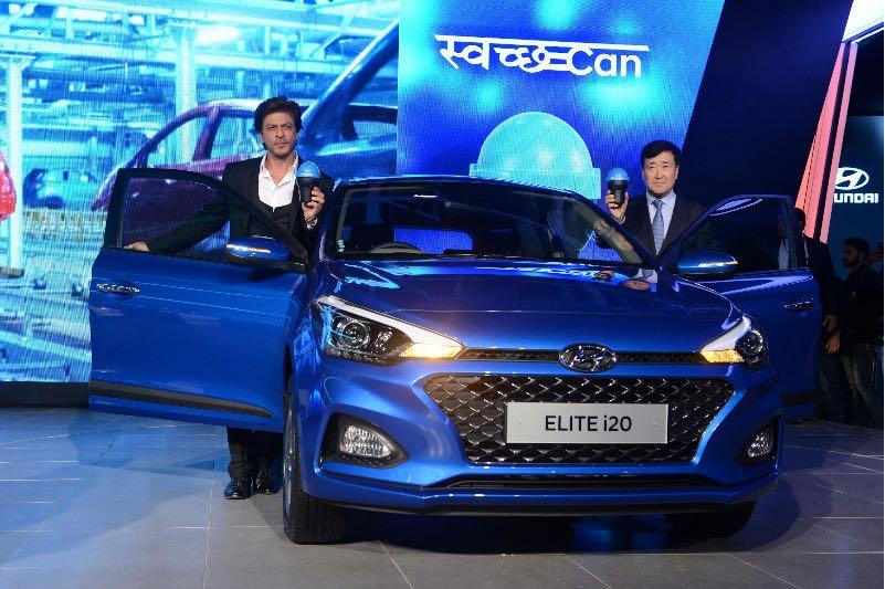 Hyundai Launches 'Swachh Can' for Swachh Bharat Abhiyan