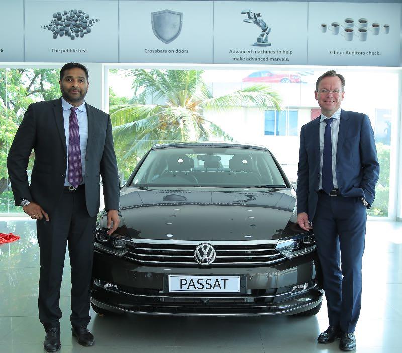 Volkswagen Opens New 3S Dealership in Alappuzha in Kerala