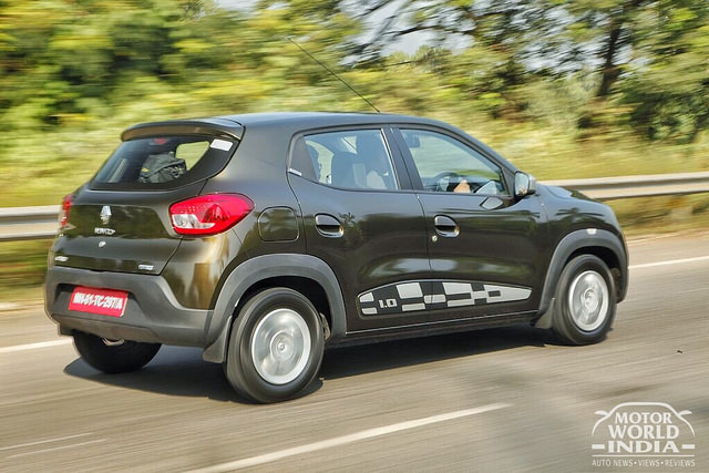 Renault Gives the KWID Segment 1st 4 Years or 100,000 Kms Warranty
