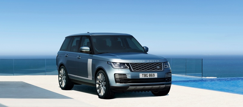 Land Rover Opens Bookings for 2018 Range Rover & Range Rover Sport