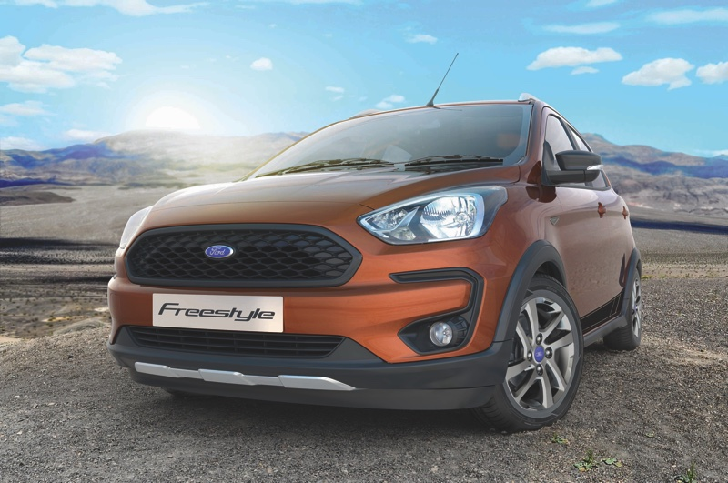 Ford Freestyle Pre-bookings on Amazon.in on 14th April