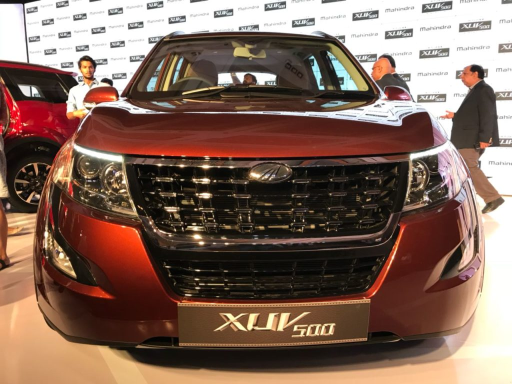 LIVE – Mahindra Launches 2018 XUV 5OO, Prices Start at a Mouthwatering Rs. 12.32 Lakh