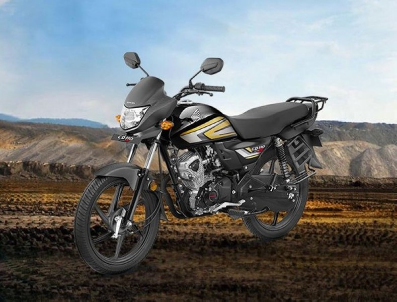 2018 Honda CD100 Dream DX Launched at Rs. 48,641