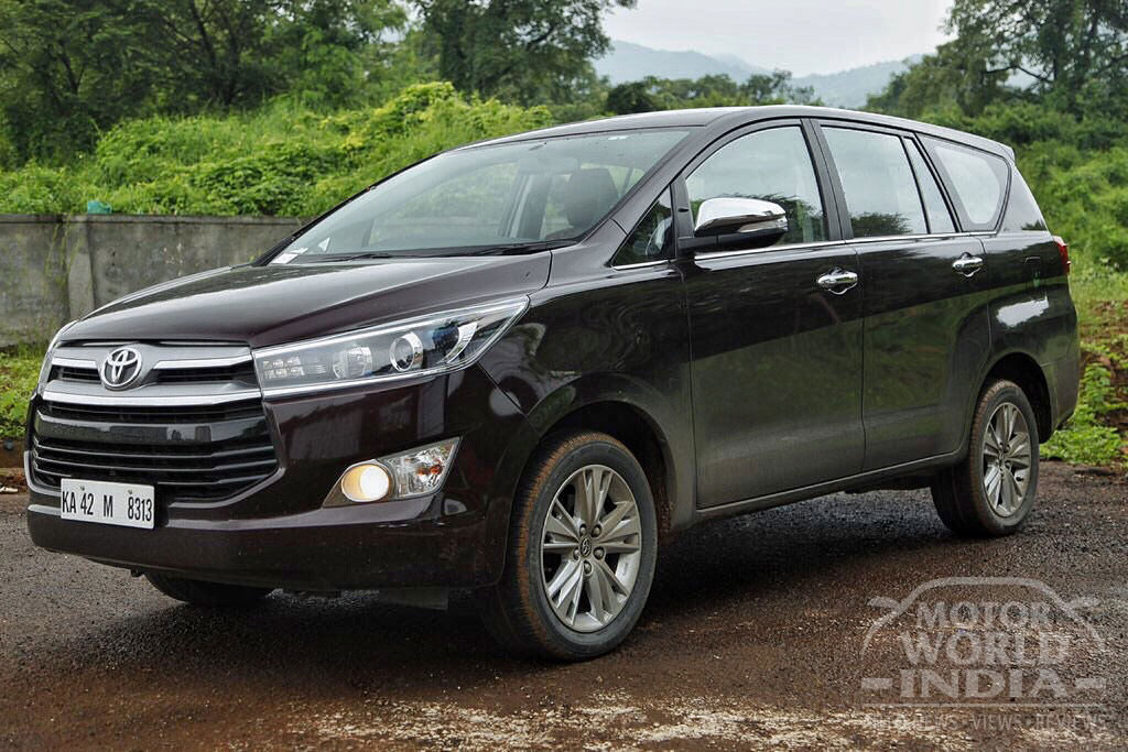 Toyota Issues Voluntary Recall For Petrol Version of Innova Crysta  & Fortunner