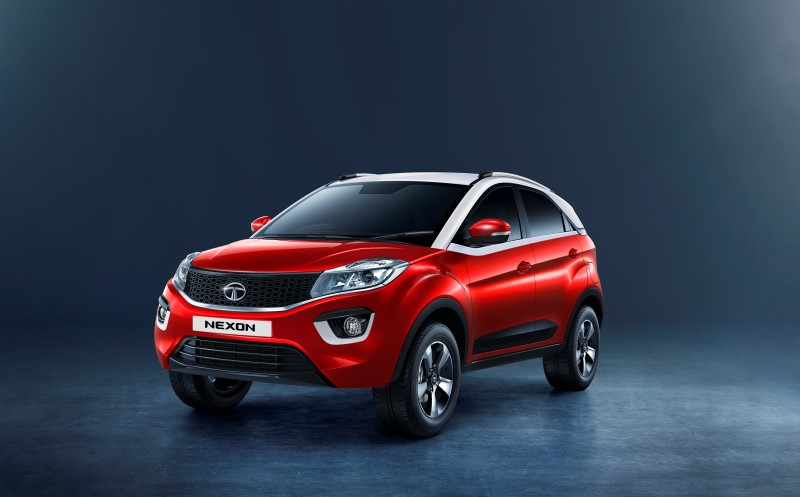 Tata Nexon HyperDrive AMT XMA Variant Launched at Rs. 7.50 Lakh