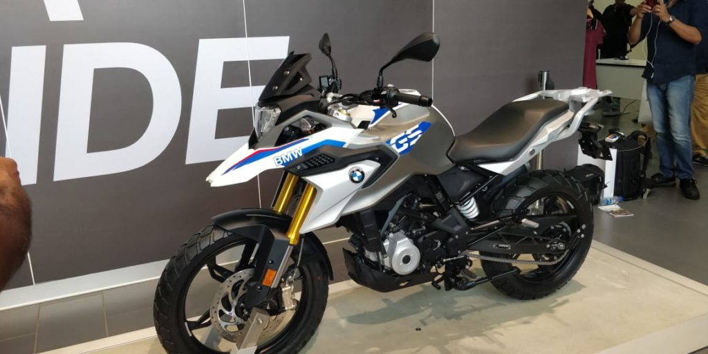 LIVE – BMW Launches G310 R at Rs 2.99 Lakh and G310 GS at Rs. 3.49 Lakh in India