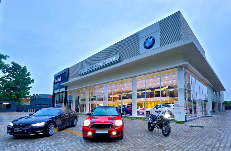 BMW Facility NEXT Concept Launched in India