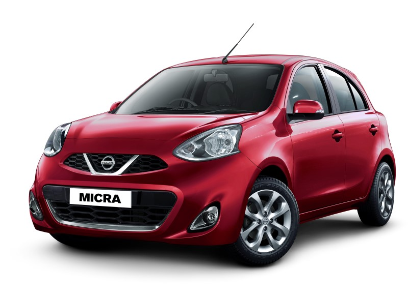 Nissan Launches 2018 Micra and Micra Active