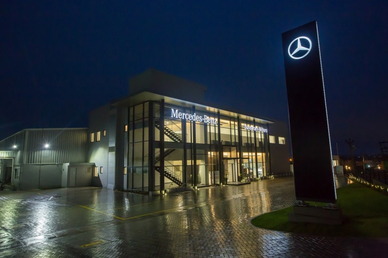 Mercedes-Benz Opens 80,000 Sq Feet Service Facility in Coimbatore