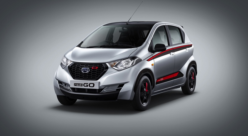 Datsun redi-GO Limited Edition 2018 Launched at Rs. 3.58 Lakh