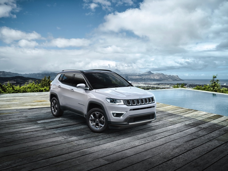 Jeep Compass expands its Lineup with the Limited Plus Starting at Rs. 21.07 Lakh