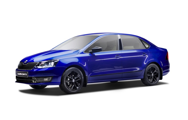 Skoda Launches Rapid ONYX at Rs. 9.75 Lakh