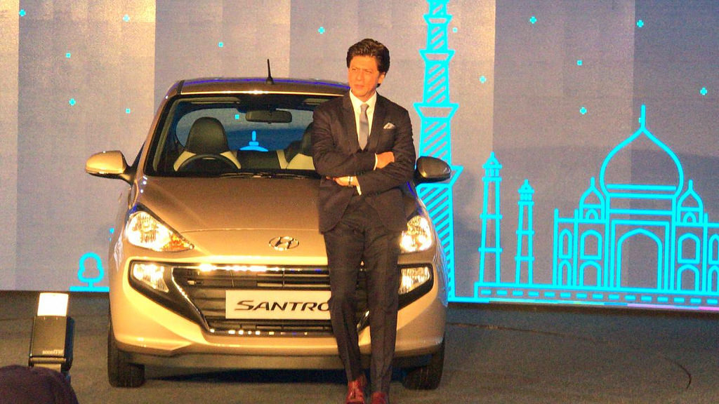 LIVE – All New Hyundai Santro Launched at Rs.3.89 Lakh