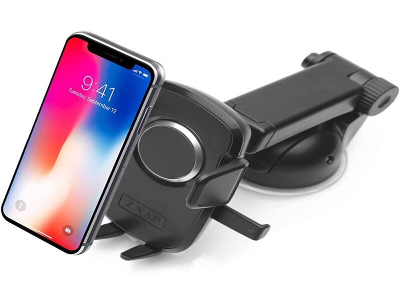 ZAAP Launches Quick Touch One Pro Car Mount at Rs.1,499