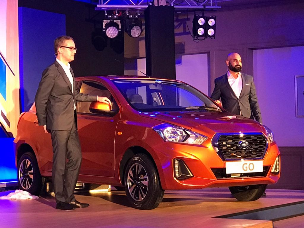 Launched – 2018 Datsun GO and GO+ Launched with prices starting at ₹3.29 Lakhs