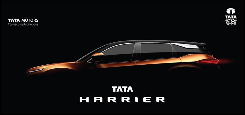 Tata Harrier Bookings Open Now
