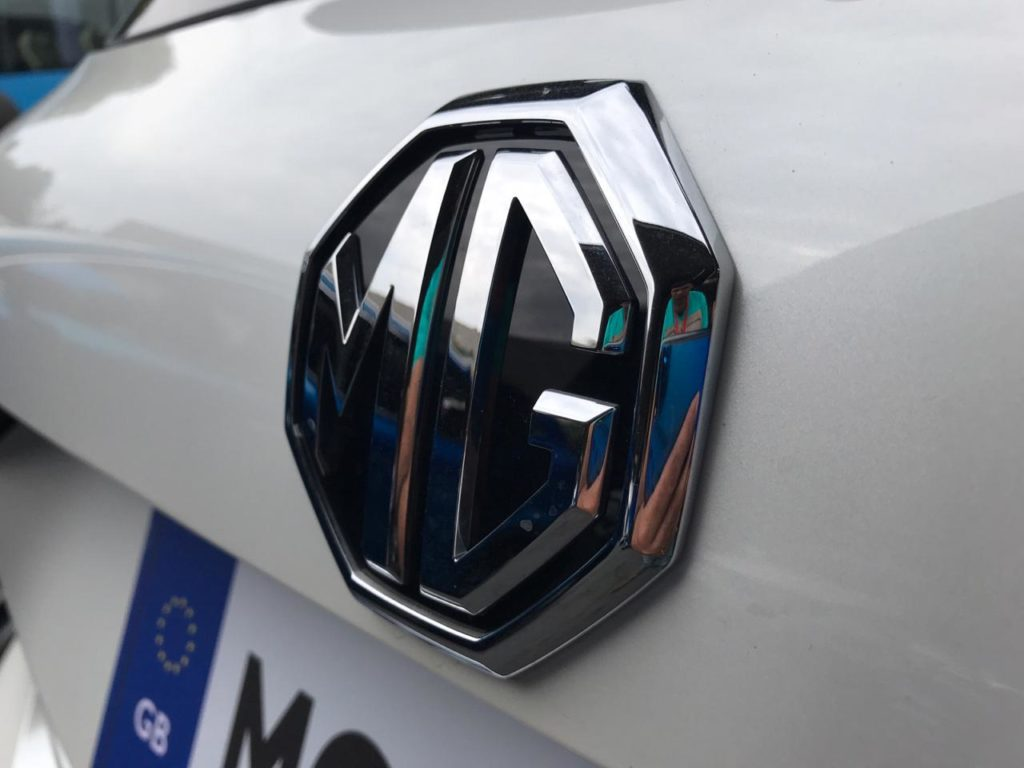 LIVE – MG Motor to get an All Electric Vehicle to India as their 2nd model