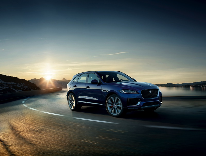 Jaguar Land Rover Starts Local Assembly of 2019 F-Pace 2.0L Ingenium Petrol, Prices start at Rs. 63.17 Lakh