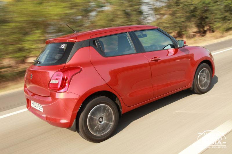 Milestone Alert – Maruti Suzuki Swift Celebrates 2 Million Sales