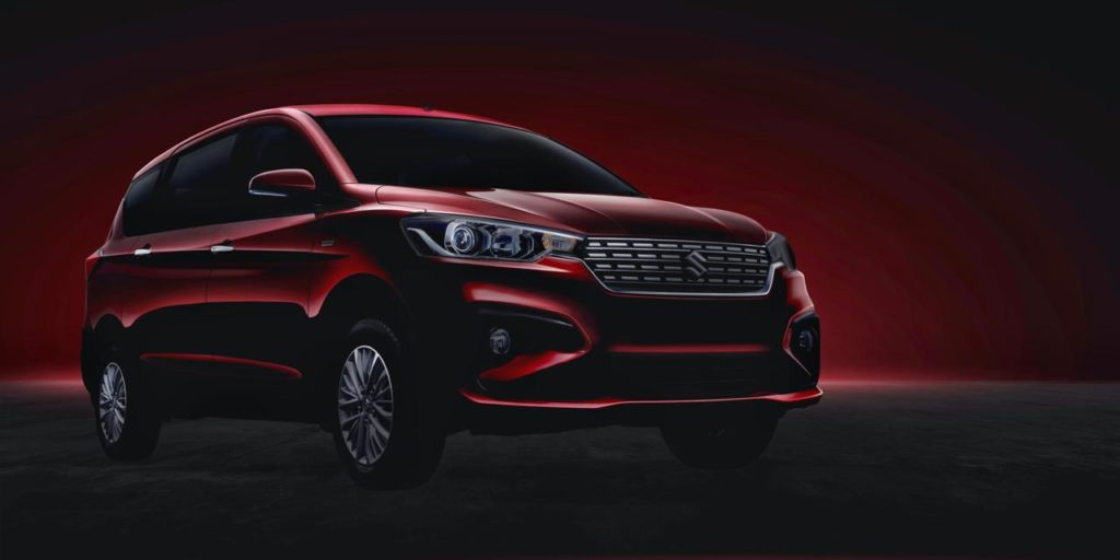 Maruti Suzuki Opens Bookings for Next Gen Ertiga