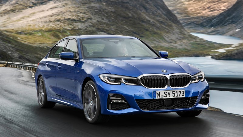 Exclusive – 2019 BMW 3-Series Spied