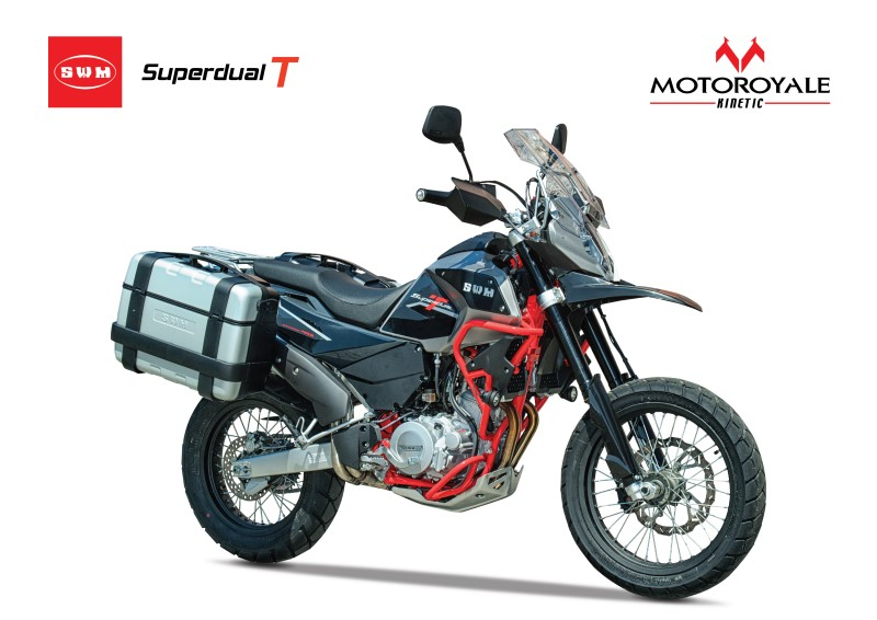 SWM Superdual 650 at Special Introductory Price Starting at Rs.6.50 Lakh