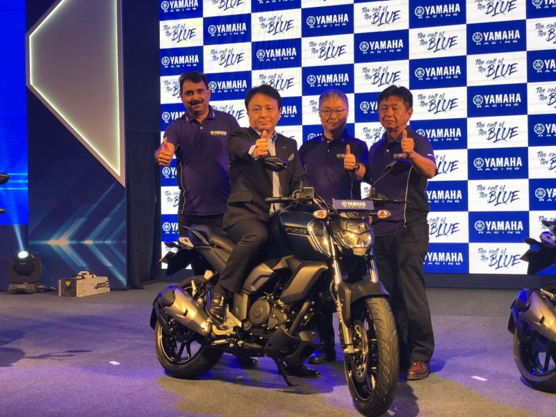 LIVE – Yamaha Launch 2019 FZ Fi ABS & FZS Fi ABS also updates R15, FZ25 & Fazer 25 with Dual Channel ABS